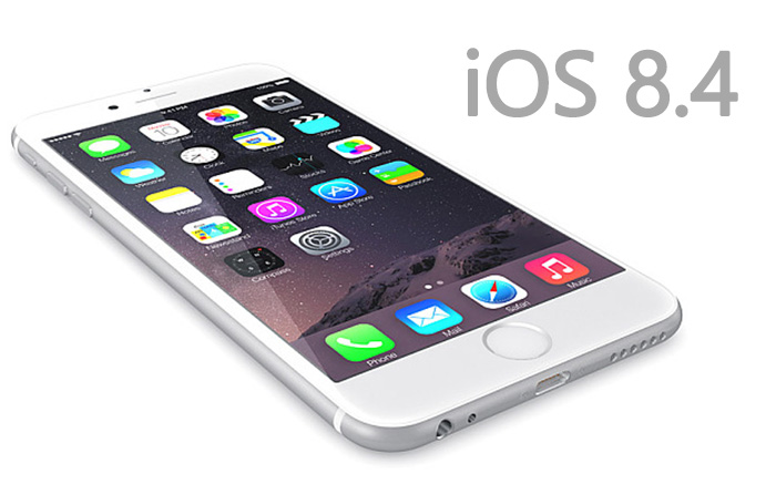 Actualizare Apple iOS 8.4