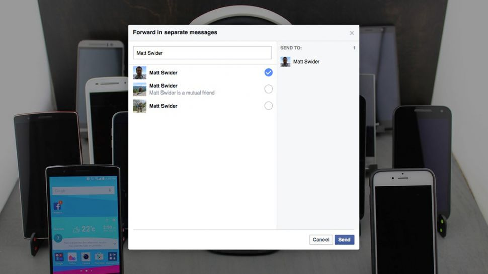 Facebook just made sharing photos between friends even easier