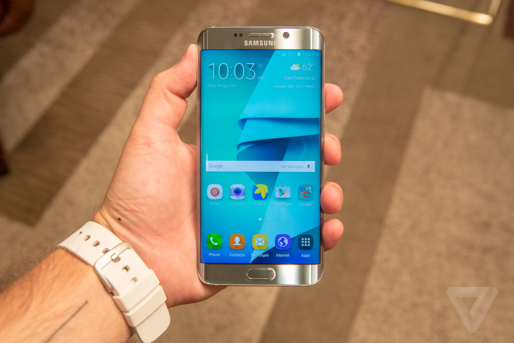 Au aparut Samsung Galaxy S6 Edge+ Plus si Galaxy Note 5