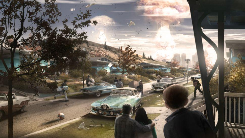 Fallout 4 PC pre-load $49.99