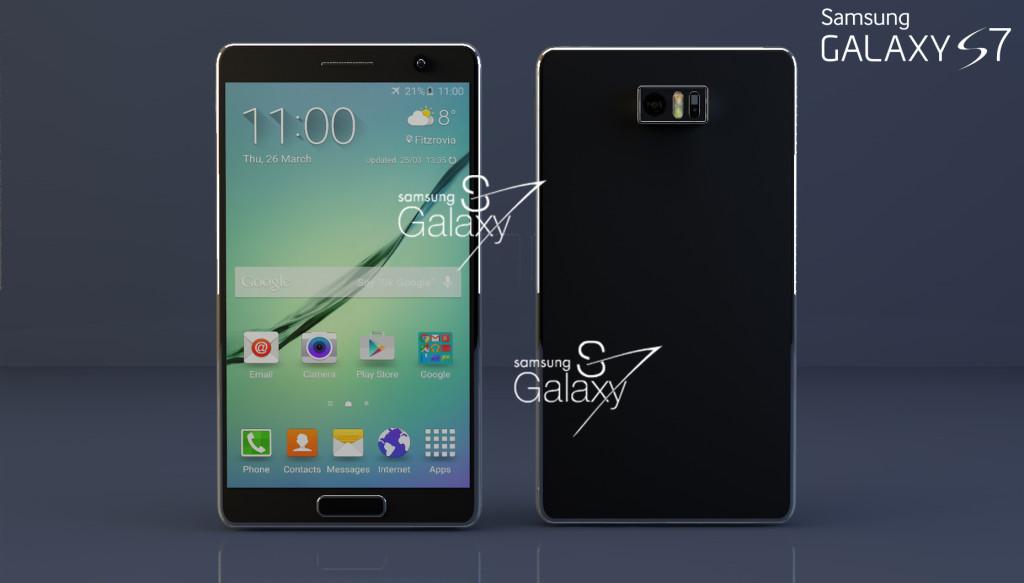 Samsung Galaxy S7 – Apare in Martie 2016 in Romania
