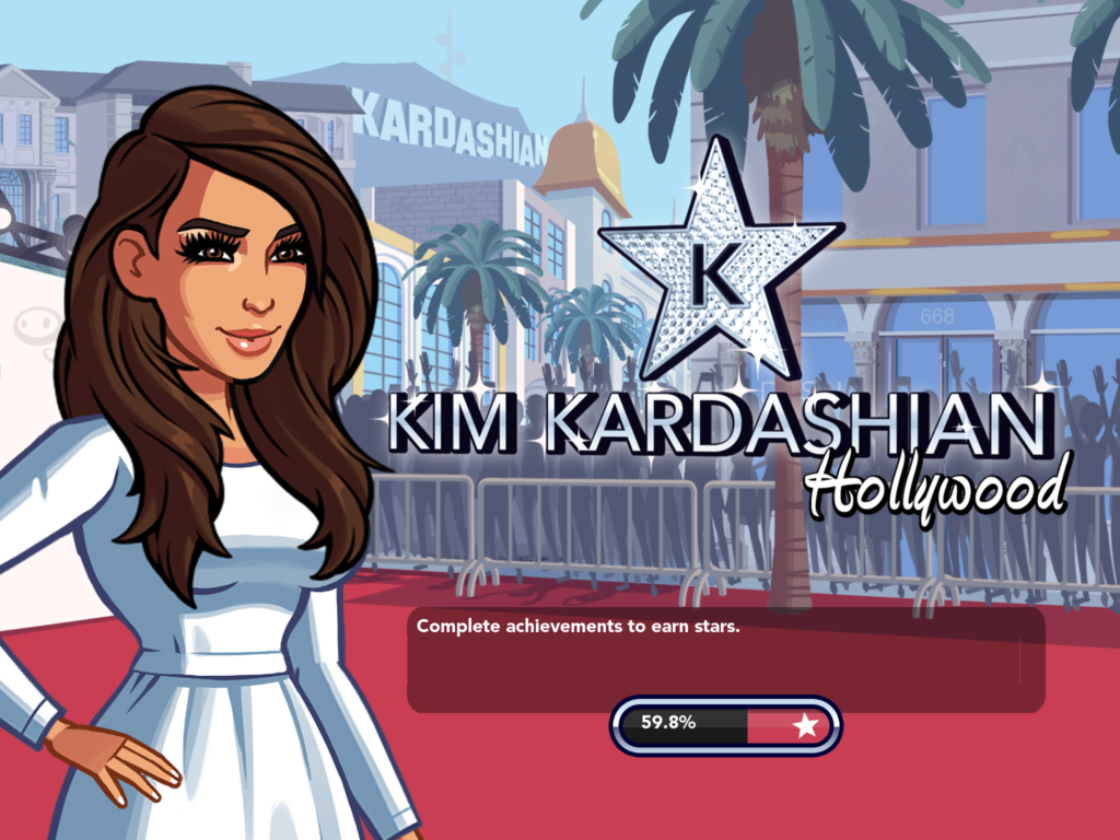 Trendurile in online date de Kim Kardashian