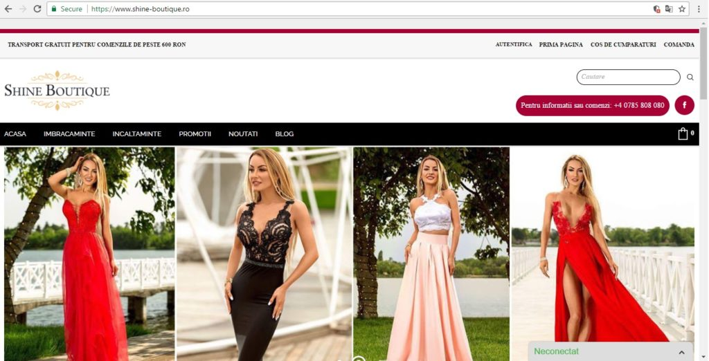 Shop the look – Shine Boutique
